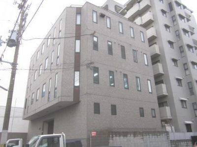O株式会社様 本社ビル全面改修工事(屋上・外壁・その他)
