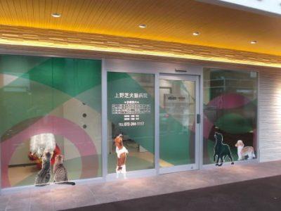 上野芝犬猫病院様 医院改装工事