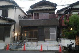 新しい工事(^0^)/